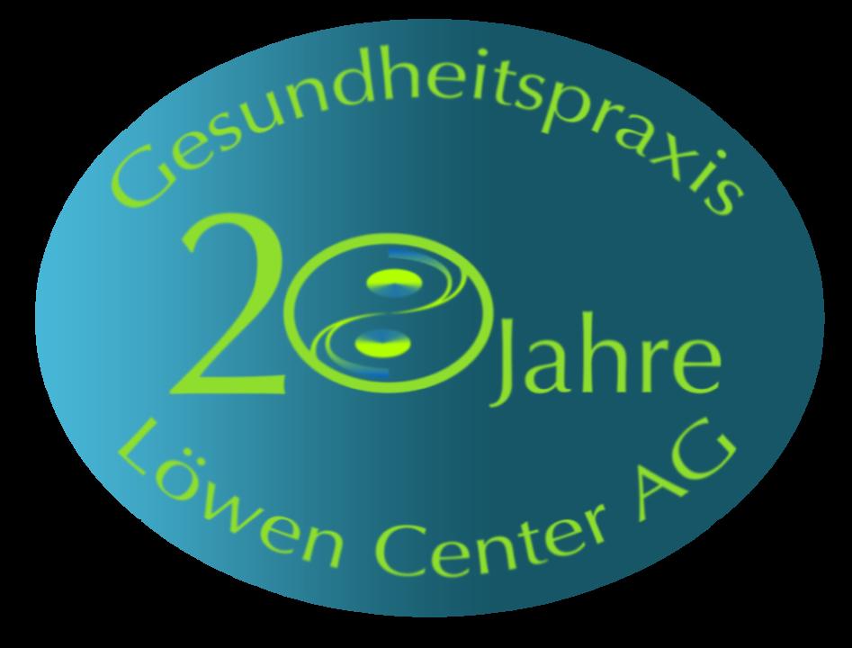 Logo_20_Jahre_Gesundheitspraxis_Lowencenter-e1578246679253